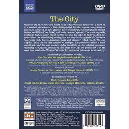 The City [1939] [DVD]